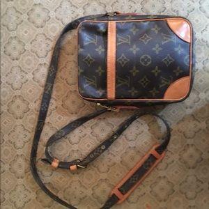 Louis Vuitton Crossbody Danube Bag